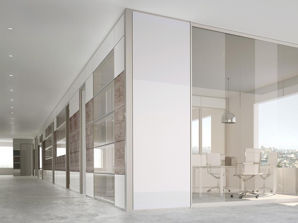 Mobili Per Ufficio Udine.Pareti Per Ufficio Lcm Office